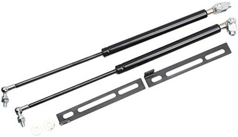 WOVELOT Engine Hood Support Rod Lift Car Hood Hydraulic Gas Jackstay Strut Bars for Brz for 86 Gt86 2012-2017