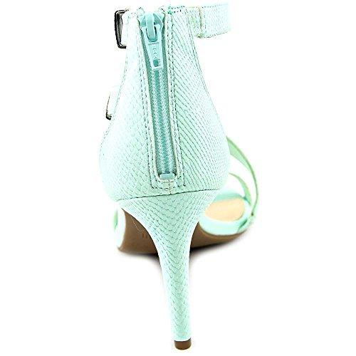 Bar III Womens Hillary Open Toe Ankle Strap D-Orsay Pumps Mint jrTvRzP