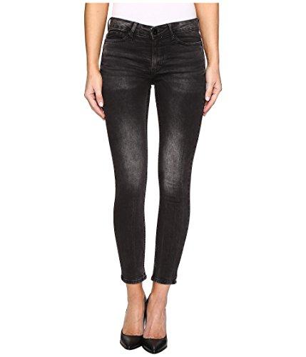 Calvin Klein Women's Ankle Skinny Jean, Cement Wash, 29 ()