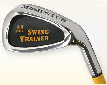 Momentus Signature Swing Trainer Iron with Standard Grip (Right Hand)