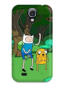 New Arrival Case Specially Design For Galaxy S4 (adventure Time)
