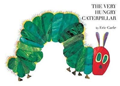 The Very Hungry Caterpillar from Philomel