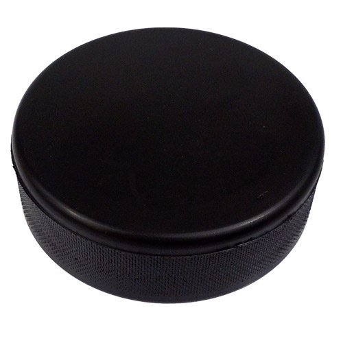 Hockey Puck Foam Stress Toy (Mini Hockey Pucks)