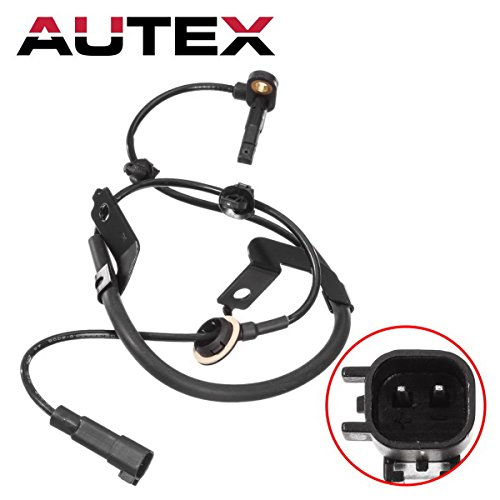 AUTEX Right Front ABS Wheel Speed Sensor 05085822AC compatible w/ 2009 2010 2011 2012 2013 2014 Dodge Journey Avenger 2008 2009 2010 2011 2012 2013 2014 Dodge Avenger 2011 2012 - Sensor 2012 Abs