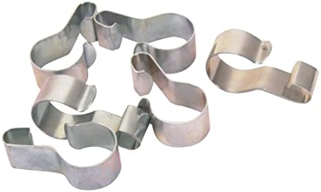 Cao Camping 114 Pack of 5 Pole Clips