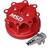 MSD 8482 Distributor cap & rotor