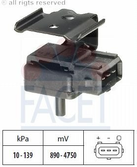 Facet - 10.3068 - Air Pressure Sensors