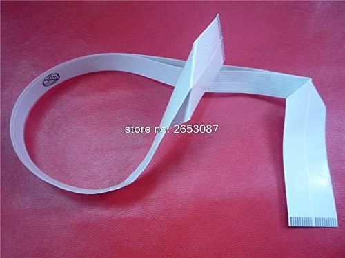 Printer Parts 100% New Original Print Head Cable for Epson L350 L351 L353 L355 L300 L301 L303 L310 L360 Cable Head Printer Head Cable ()