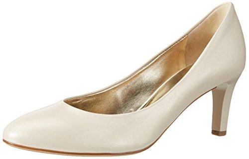 HÖGL Women's 3-10 6003 0900 Closed Toe Heels Beige (Champagn0900) gS4cY