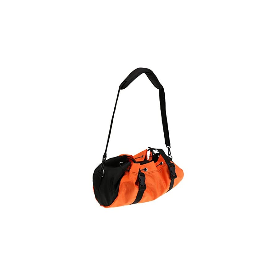 MagiDeal Ultralight Rock Climbing Tree Arborist Rope Cord Sling Bag Backpack with Ground Sheet