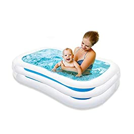 Piscina Inflable Familiar Pequeña