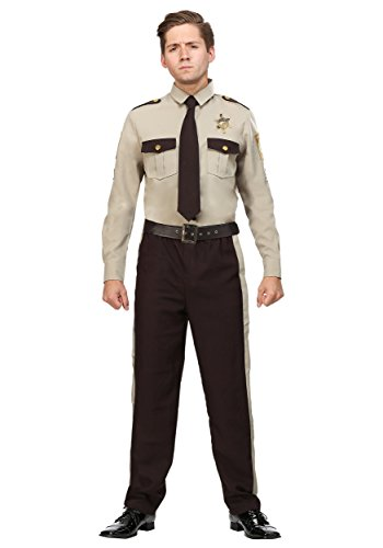 Sheriff Costume (Men's Sheriff Costume X-Large)
