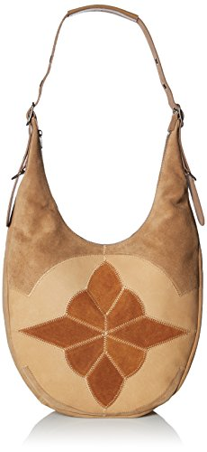Lucky Sedona Hobo, Sandbox/Glazed/Café by Lucky Brand