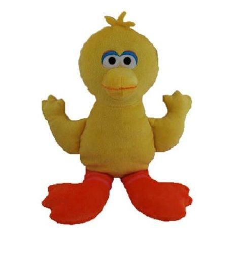 Sesame Street Bird Plush Bottom