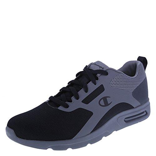 Champion Men's Grey Black Men's Concur X-Cell Runner 13 (Champion Tennis Shoes)