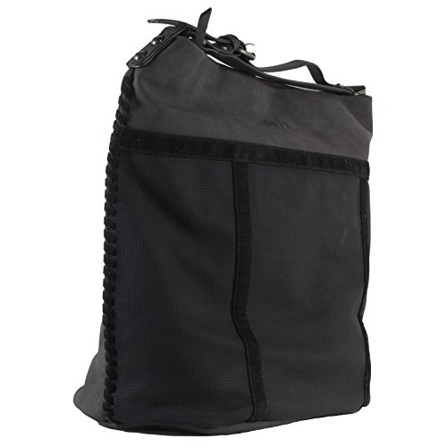 Lou Black Plastic Cloth Bag Woman Gipsy amp; Louiz Gold For Girl 1nxZ05Iw