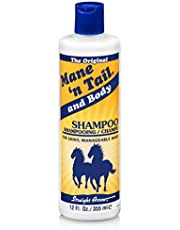 The Original Mane N Tail and Body Shampoo by Straight Arrow for Unisex - 12 oz Shampoo
