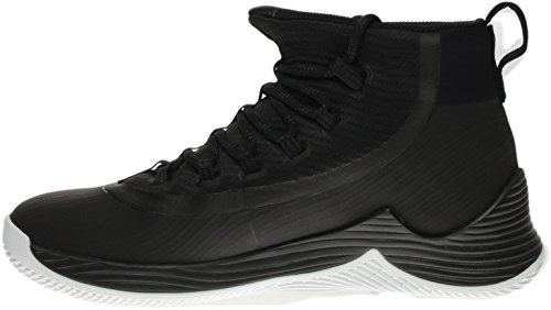 Nike Herren JR Ultra Fly Basketballschuh Schwarz