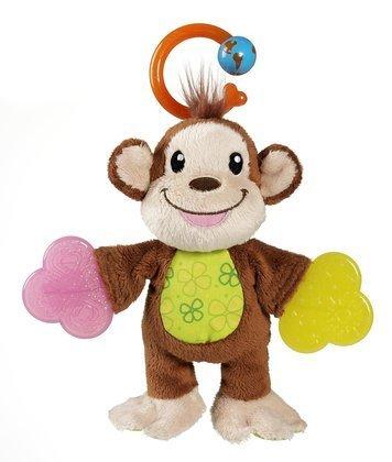 Munchkin Fun Teether Babies Monkey