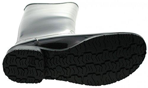 Favolla Women's Boots black nero Black/Grey xfEZt