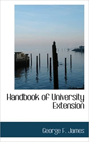Handbook of University Extension