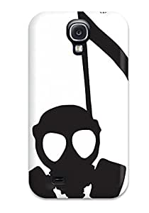 Durable Protector Case Cover With Gas Mask Hot Design For Galaxy S4