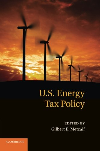 Download US Energy Tax Policy ebook