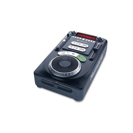 Numark AXIS9 CR-Reproductor de CD con bandeja Pro DJ: Amazon ...