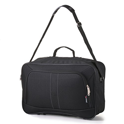 16 Inch Carry On Hand Luggage Flight Duffle Bag, 2nd Bag or Underseat, - Luggage And Bags