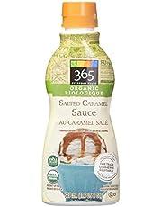 365 Everyday Value Organic Salted Caramel Sauce, 15.8 oz