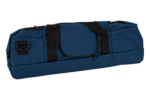 The Player's Choice Chess Bag - by US Chess Federation (Blue)