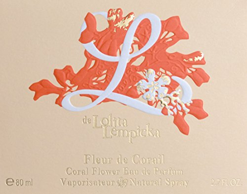 Lolita Lempicka L De Lolita Fleur De Corail Eau-de-Parfume Spray, 2.7-Ounce