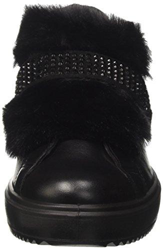IGI&Co Damen Dhn 8799 Niedrige Sneaker Nero (Nero)
