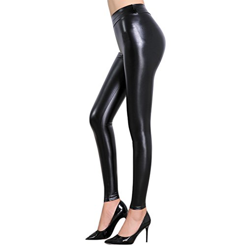 Ladies Leather Motorcycle Trousers - 9