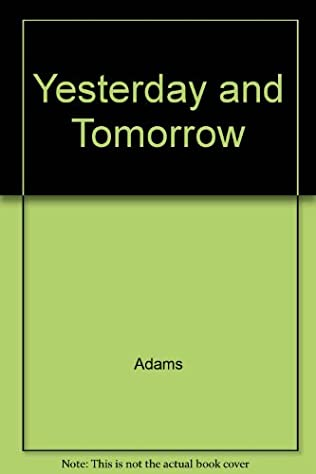 book cover of Yesterday and Tomorrow
