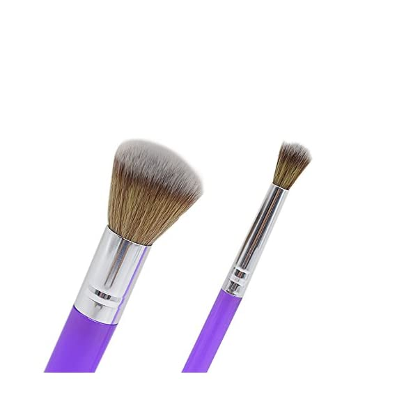 AK ART KITCHENWARE Cookie & Cake Decorating Brushes Set Bakeware Kitchen Utensil 2 The Decorating Brush Set can be used to paint cookies, fondant flowers, cakes and cupcakes with designs from impressionistic to detailed,and also can use to makeup and drawing The soft,synthetic bristles is approved to be 100% food grade material,ensuring your family completely safe After using,wash the brushes with warm water and a little dish-washing liquid,smooth the bristles and dry it