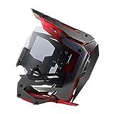 Antec Black/Red Aluminum ATX Mid Tower Computer Case Cases Torque