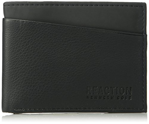 Kenneth Cole REACTION Men's Rfid Blocking Slimfold Wallet With Multitool Gift Set