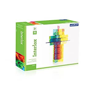 Guidecraft Interlox - 96 Pcs. G16835