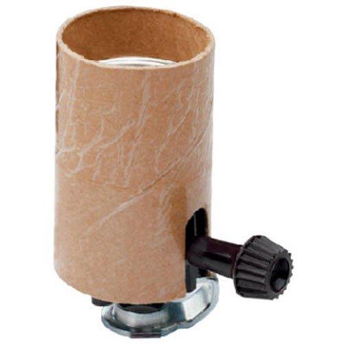 Pass /& Seymour 918CC10 Metal Shell Lamp Holder 250-watt//250-volt
