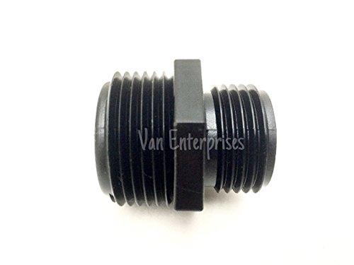 PVC Garden Hose Adapter (1
