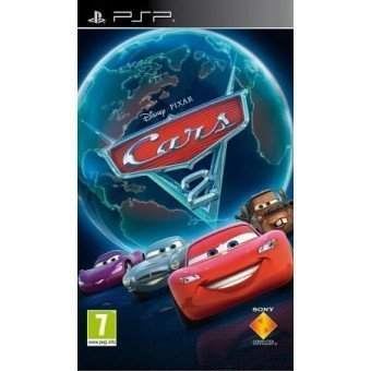 Cars 2 (PSP) (Ben 10 Protector Of Earth Psp Game)