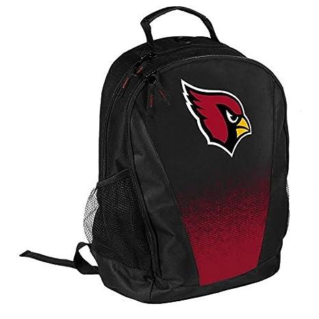 FOCO NFL Arizona Cardinals Logo Gradient Print Primetime Deluxe Backpack 4ed28449f2