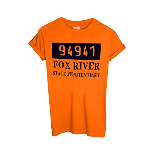 T-Shirt Prison Break Fox River 94941 - FILM by Mush Dress Your Style