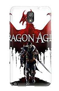 Hot Snap-on Dragon Age Ii 2011 Game Hard Cover Case/ Protective Case For Galaxy Note 3