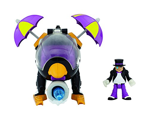 Fisher-Price Imaginext DC Super Friends The Penguin Copter