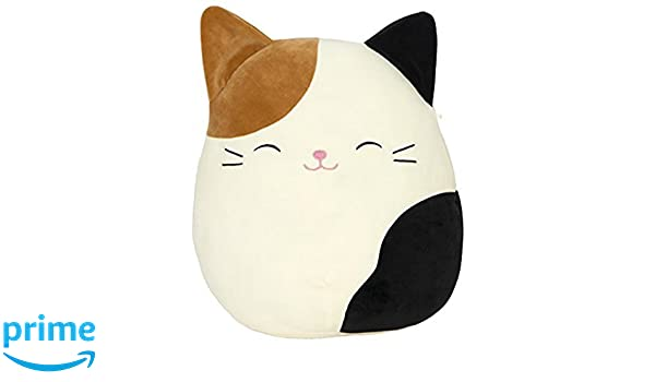 Squishmallow Kellytoy Plush Toy (Cat, 8 Inch), Plush Pillows ...