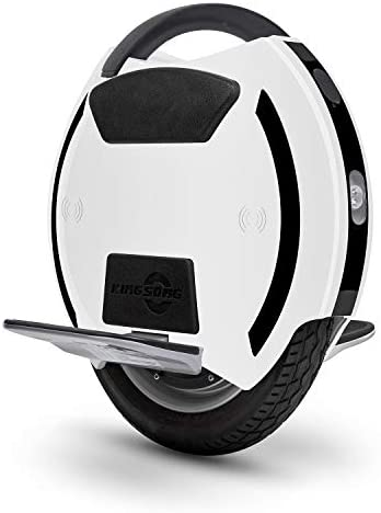 KINGSONG Ks-14d 420wh Monociclo Eléctrico, Unisex Adulto,