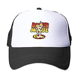 ETXHU Trucker Cap-Danger Mouse Variant Boys Caps Baseball Adjustable Mesh Hat Cap