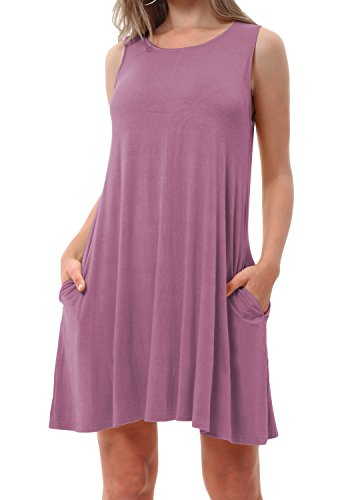 CALIPESSA Womens Summer Sleeveless T shirt product image